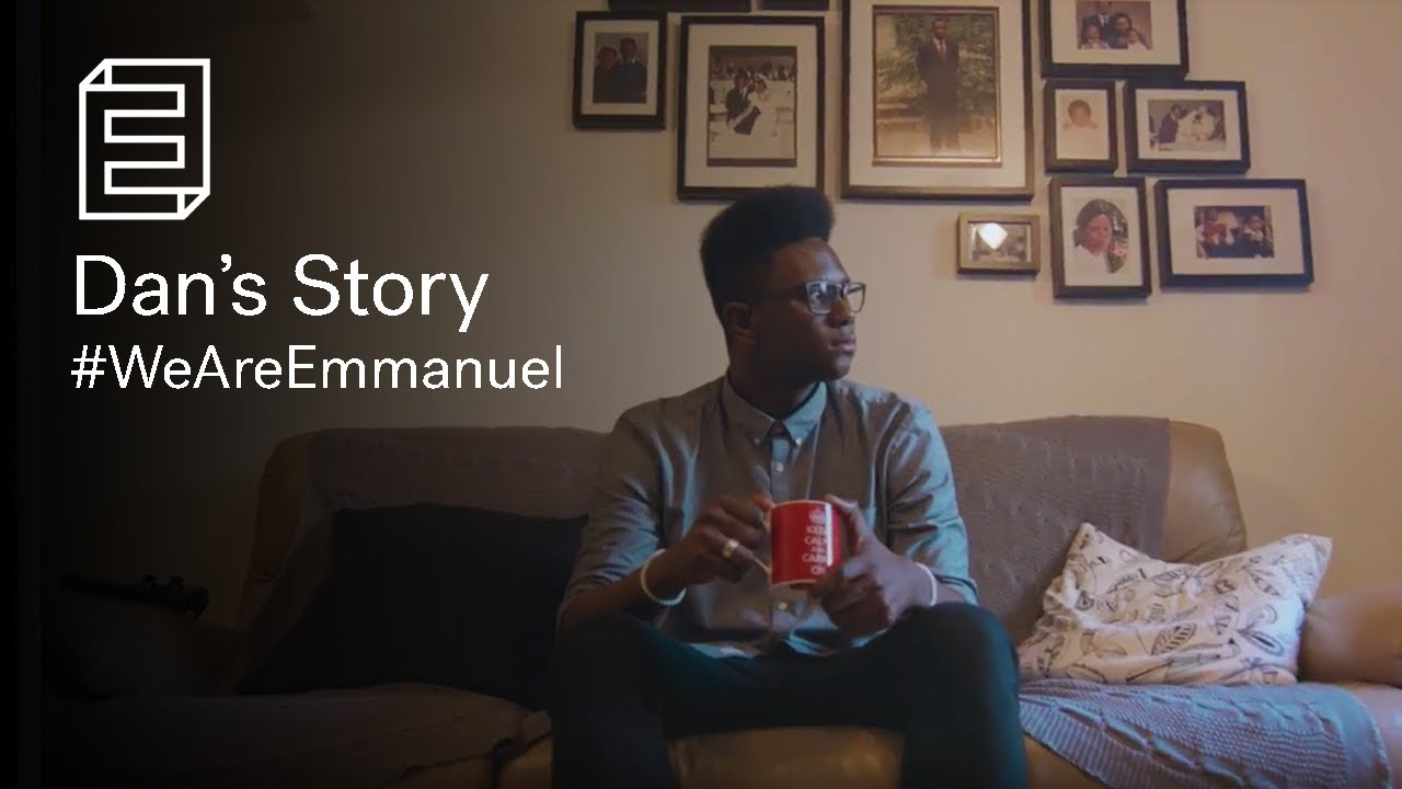 Dan's Story | #WeAreEmmanuel Cover Image
