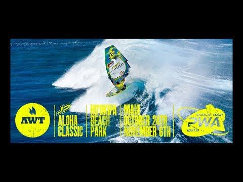 JP Aloha Classic - Monday - PWA Men Part 1