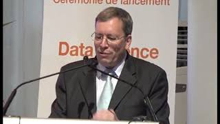 LANCEMENT DU MASTER EN DATA SCIENCE - BIG DATA