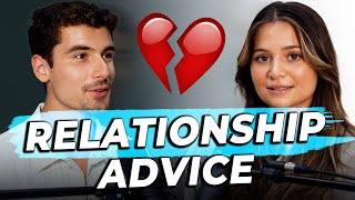 Assistant Gives MILLIONAIRE Boss Some Dating Advice