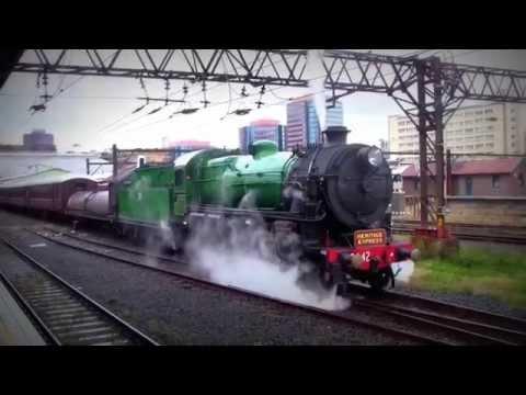 Steam In Metropolitan Sydney & NSW - Volume 5 - Part 1/2