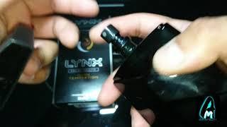 Lynx Dark Temptation Fragrance (Review)