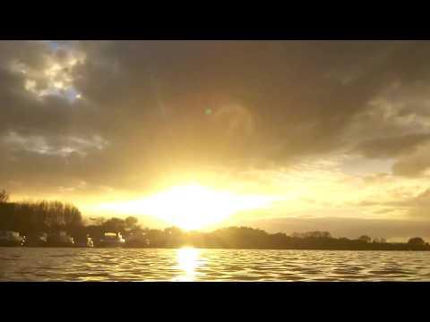 Zwemmen Nieuwe Meer Amsterdam 6 nov