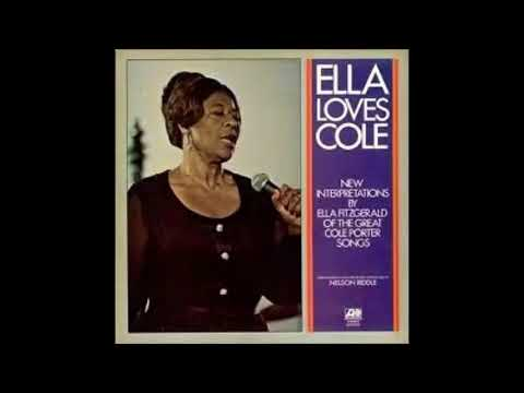 Ella Fitzgerald /  I Concentrate On You