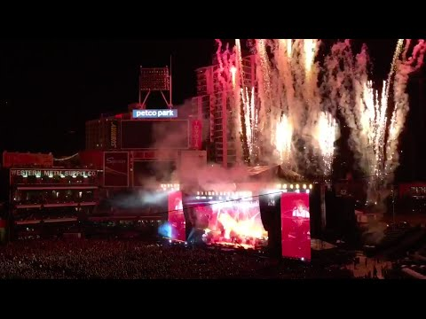 Sir Paul McCartney LIVE at Petco Park San Diego, CA (2014)
