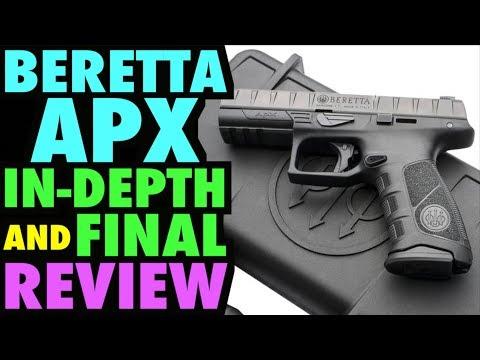 Beretta APX: In-Depth & Final Review