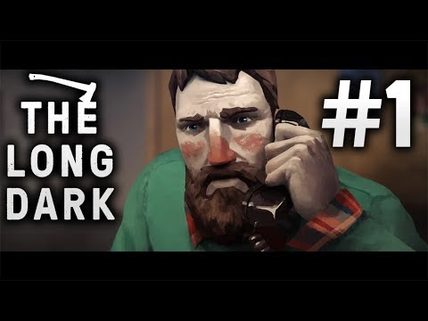 The Long Dark Story Mode Episode 01 | Crash and Burn