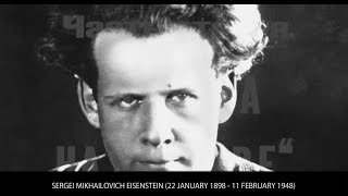 Sergei Eisenstein - Bios of famous people in movies - Wiki Videos by Kinedio