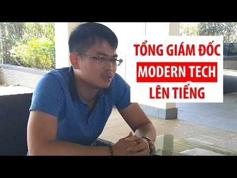 Vụ sập bẫy tiền ảo iFan, Pincoin: Tổng giám đốc Modern Tech nói gì?