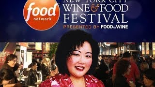 Food Network New York City Wine & Food Festival 2014 - Dinah Surh