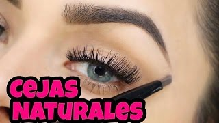Fashion - CEJAS BONITAS  Y NATURALES -  PROBANDO FASHION BROW MAYBELLINE