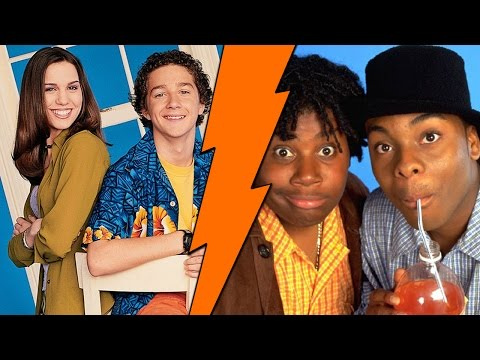 Disney Channel TV Shows vs. Nickelodeon TV Shows!