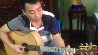 Học guitar 4 ngày chơi được TUỔI HỒNG THƠ NGÂY