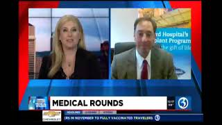 Medical Rounds; 500th Heart Transplant at Hartford Hospital