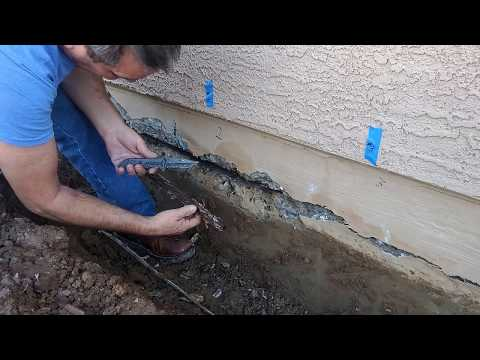 Gilbert AZ Foundation Repair Contractors - Concrete Repairman