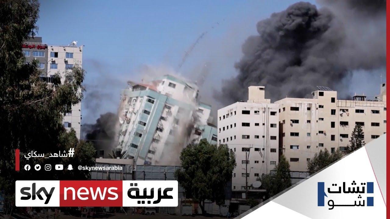 تغطية مباشرة من #القدس و #غزة  - نشر قبل 2 ساعة