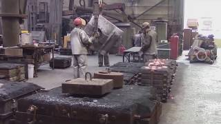L'usine du Pied-Selle à Fumay