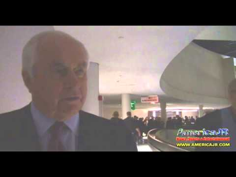 Interviews with Roger Penske & Will Power @ 2015 NAIAS Detroit