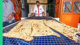 Inside IRAN's BUSIEST Kitchen!!! SURPRISING Iranian Food in Tehran!!!