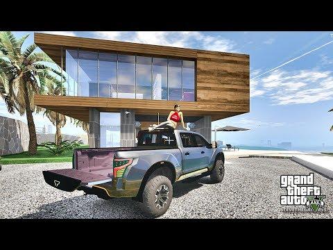 GTA 5 REAL LIFE MOD - THE DRIVER!!! 8 (GTA 5 REAL LIFE MOD)