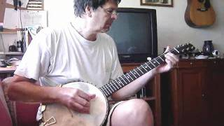 Mosquito Jig_A J Weidt_classic banjo