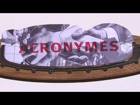 ACRONYMES