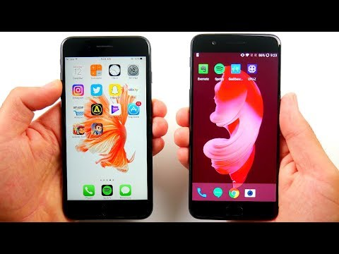 Should You Buy iPhone 7 Plus or OnePlus 5? (FULL COMPARISON)