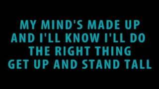 Silverstein - Broken Stars [w/ lyrics]
