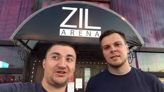 Смотреть видео Приглашение на концерт. 19 октября, 2018. Москва, Zil Arena. онлайн