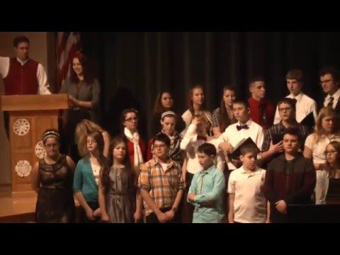 NAC Christmas Program  12-16-15