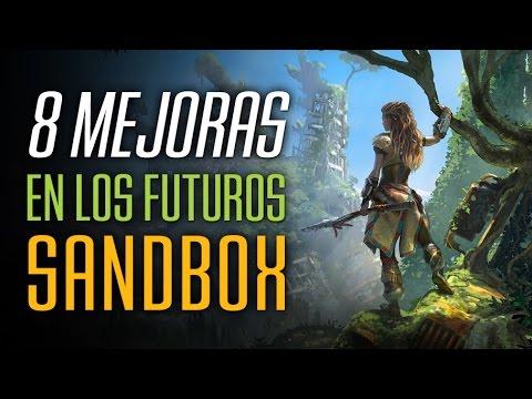 Si los próximos juegos sandbox añaden esto… ¡Prepárate!