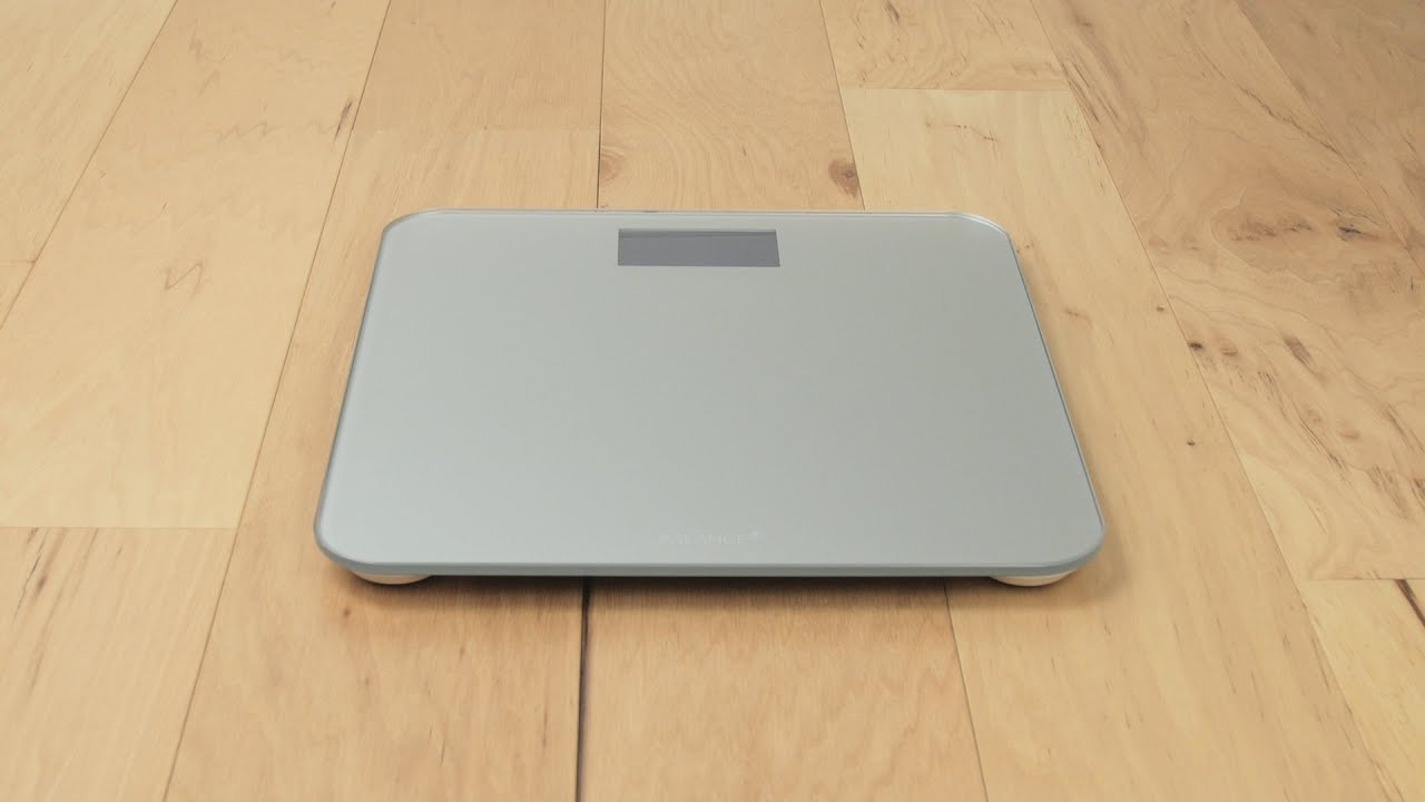 Balance Bathroom Scale 0390