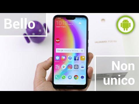 Huawei P20 Lite: il notch che farà vendere | RECENSIONE