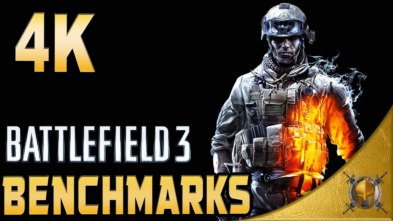 Battlefield 3 4k Gameplay Benchmarks 4k1440p1080p Gtx