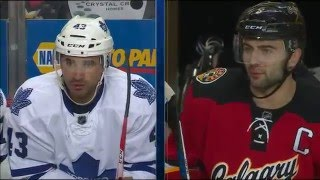 Gotta See It: Kadri furious at Giordano for open-ice hit