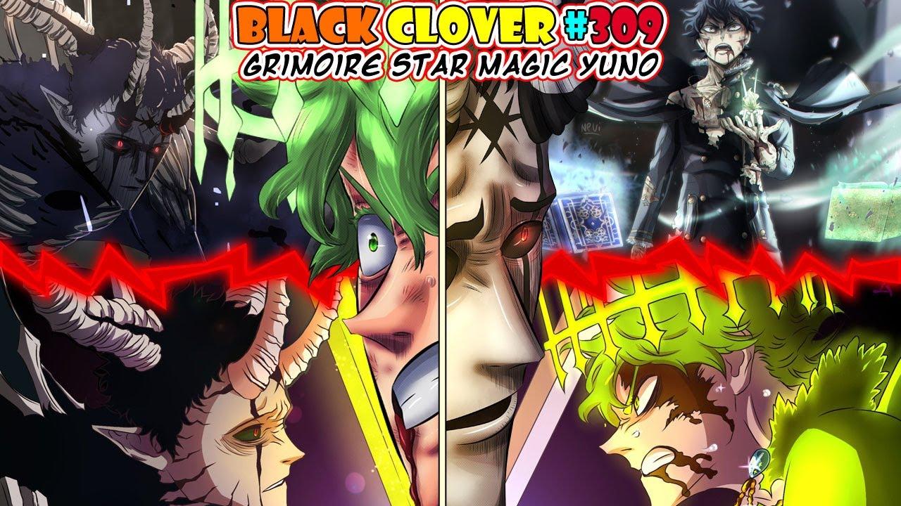 Download Kekuatan Baru Yuno Bukan Sihir Cahaya Tapi Sihir Bintang? [Black Clover 309] Yuno Vs Zenon Ronde 3