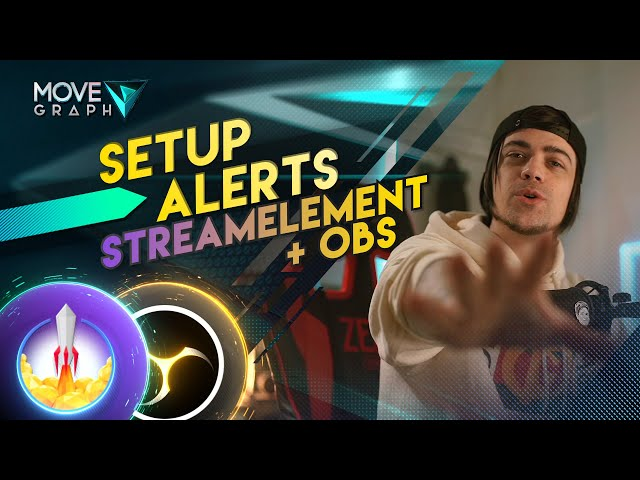 How to Add StreamElements Alerts + OBS - With Zero Experience!