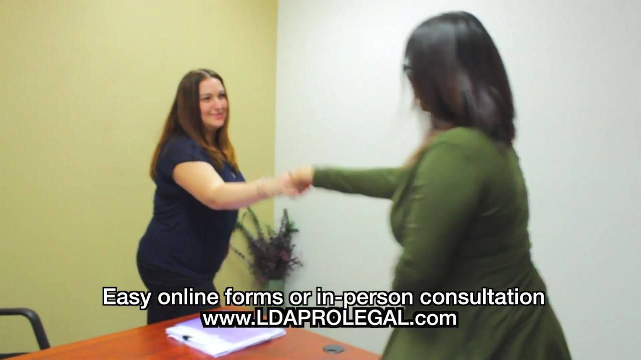 Legal Document Assistants | LDA PRO | Mobile Notary Services