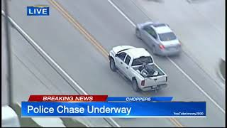 HALF AN HOUR Of Kansas City Police Chase (HD)