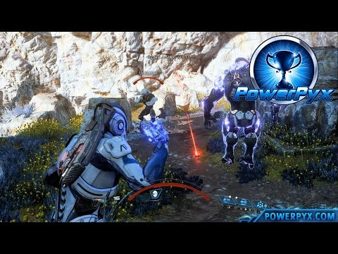 Mass Effect Andromeda - Rough Landing Trophy / Achievement Guide