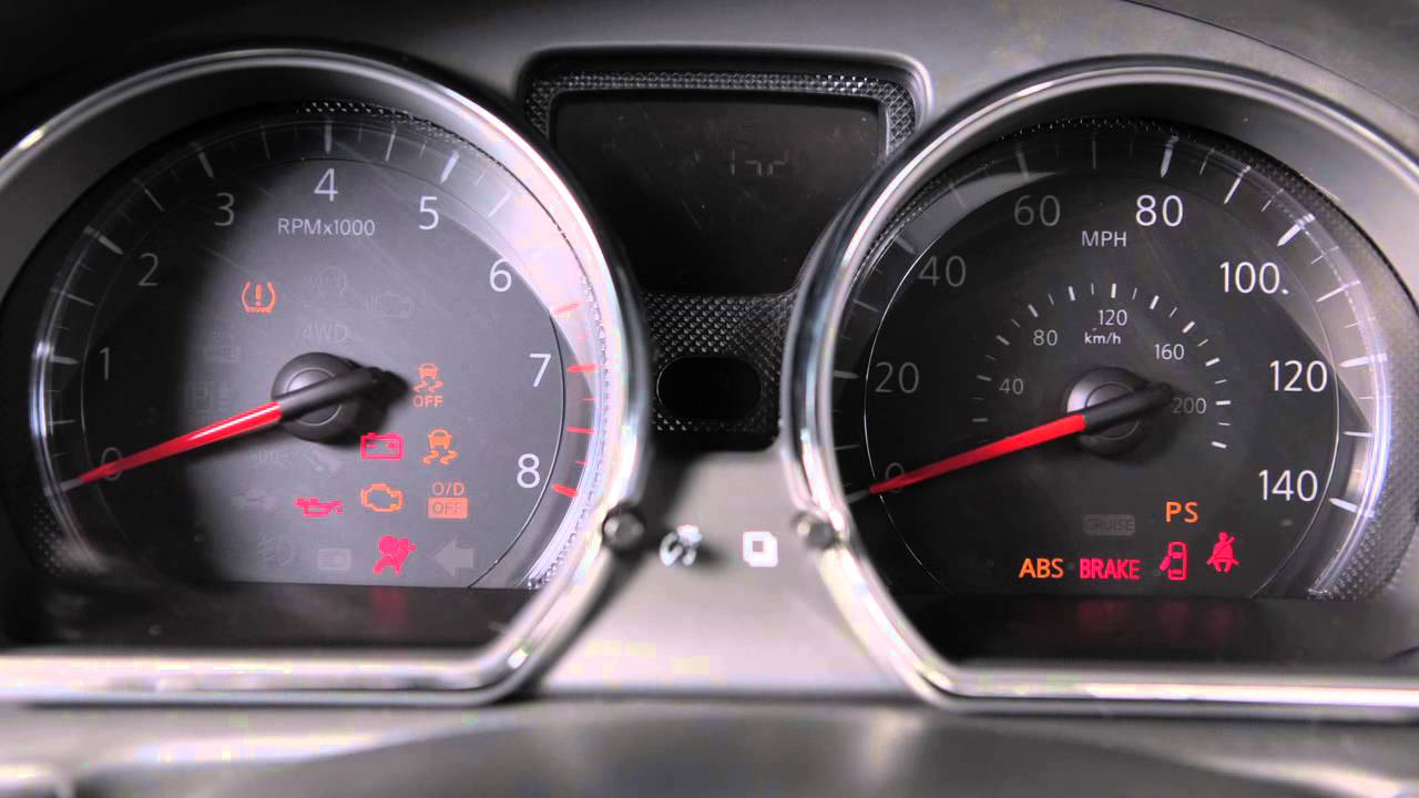 2013 nissan versa sedan warning and indicator lights youtube 2013 nissan versa sedan warning and indicator lights vanachro Image collections