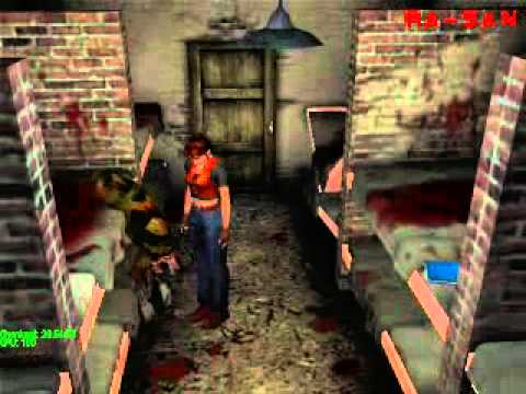 Resident Evil Code Veronica gameplay - YouTube
