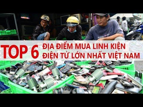 TOP 6 Địa Chỉ Mua Linh Kiện Điện Tử Uy Tín Lớn Số 1 Việt Nam | Đánh Giá Các Cửa Hàng Bán Linh Kiện