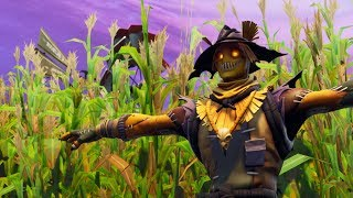 "¡NUEVAS PIELES DE SCARECROWS! ""STRAW MAN"" Y ""STRAW OPERATIONS""! (Fortnite Battle Royale)"