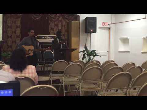 Blessed Assurance Hymn Rendition at RiverHead SDA Church in New York