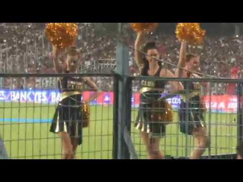 INDIA STADIUM Eden gardens (kOLKATA) full madnest in IPL 2017 between KKR VS KXIP 13-04-2017
