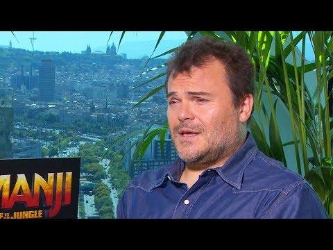 Jack Black: I had fun teaching Karen Gillan to flirt