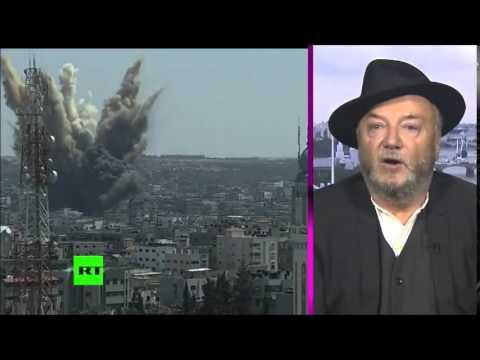 George Galloway on ISIS and Gaza Massacre - Breaking the Set