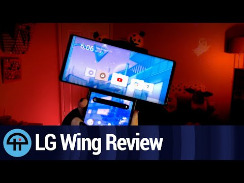 LG Wing Review