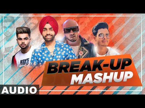Breakup Mashup 2019    DJ Harshal  Sunix Thakor  Ammy Virk  B Praak  Akhil